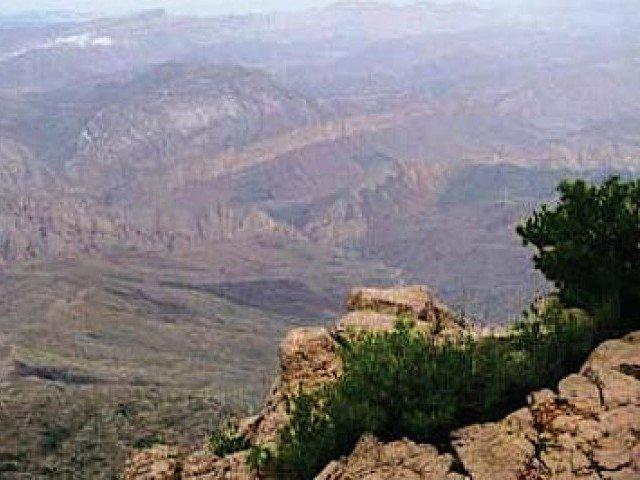 sindh assembly passes resolution reclaiming tourist site along kirthar mountain range