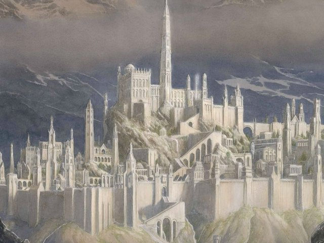 tolkien s the fall of gondolin to release summer 2018