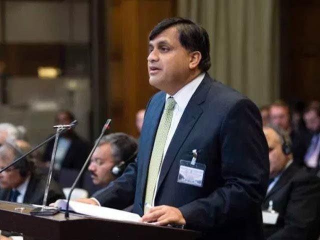 foreign office spokesperson muhammad faisal photo file photo