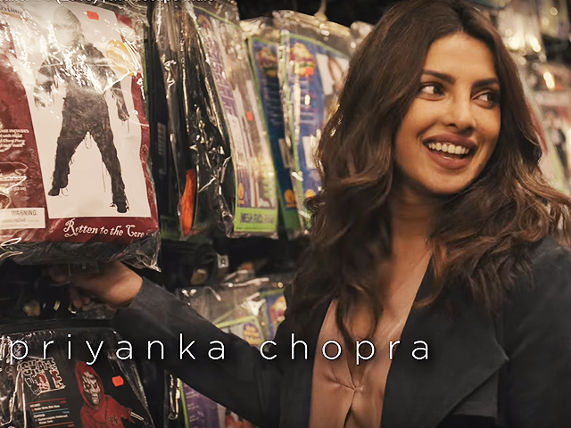 priyanka chopra graces hollywood film trailer but only for five seconds