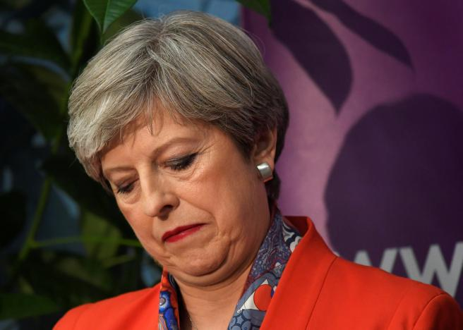 britain had no choice but to conduct missile strikes against syria says pm may