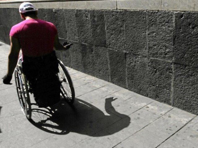 terror war adds to k p s disabled population