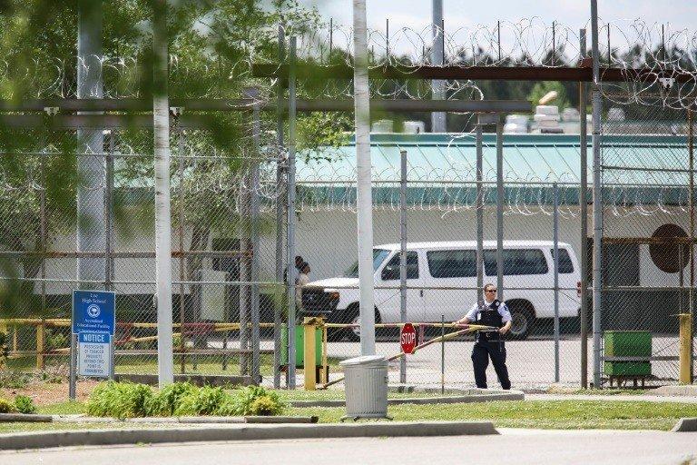 gang clashes in south carolina prison leave seven dead 17 injured