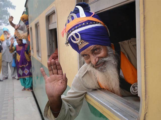 At least 1,700 members of the Sikh community are on a tour to attend religious festivities in Pakistan. PHOTO: FILE
