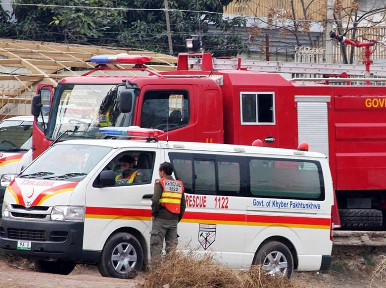 rescue 1122 reports 833 crashes across punjab