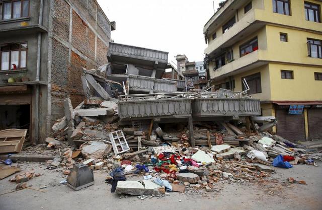 billions to rebuild post quake nepal being misdirected