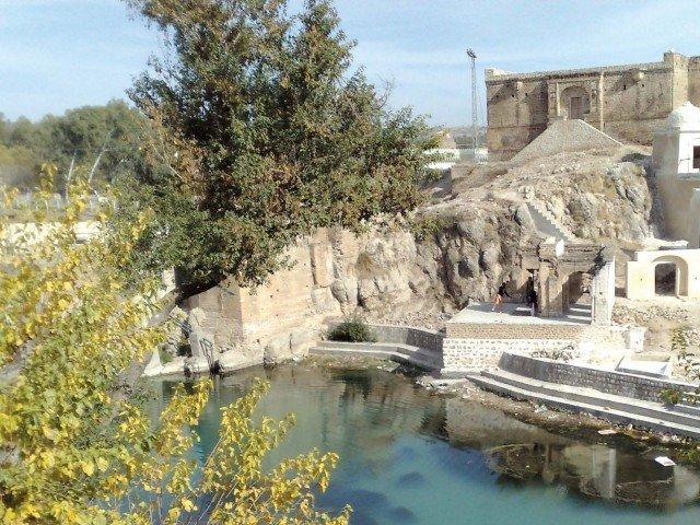top judge hints at criminal proceedings against those drying out katas raj pond