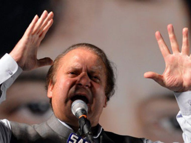 cjp is trying to be a dictator says sharif