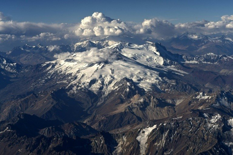snow in the andes as clean as canadian arctic study