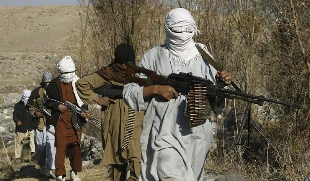 taliban seize afghan district centre attack army base