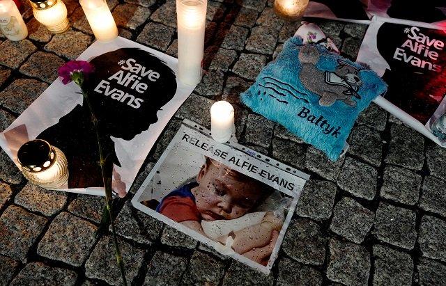 british toddler alfie evans whose grave illness drew international attention dies