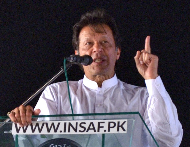pti swings into election mode with big power show
