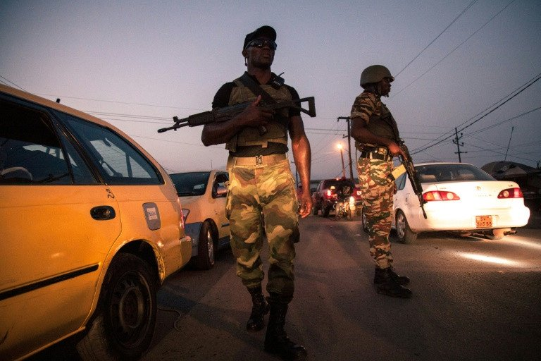 dirty war ravages cameroon s anglophone region