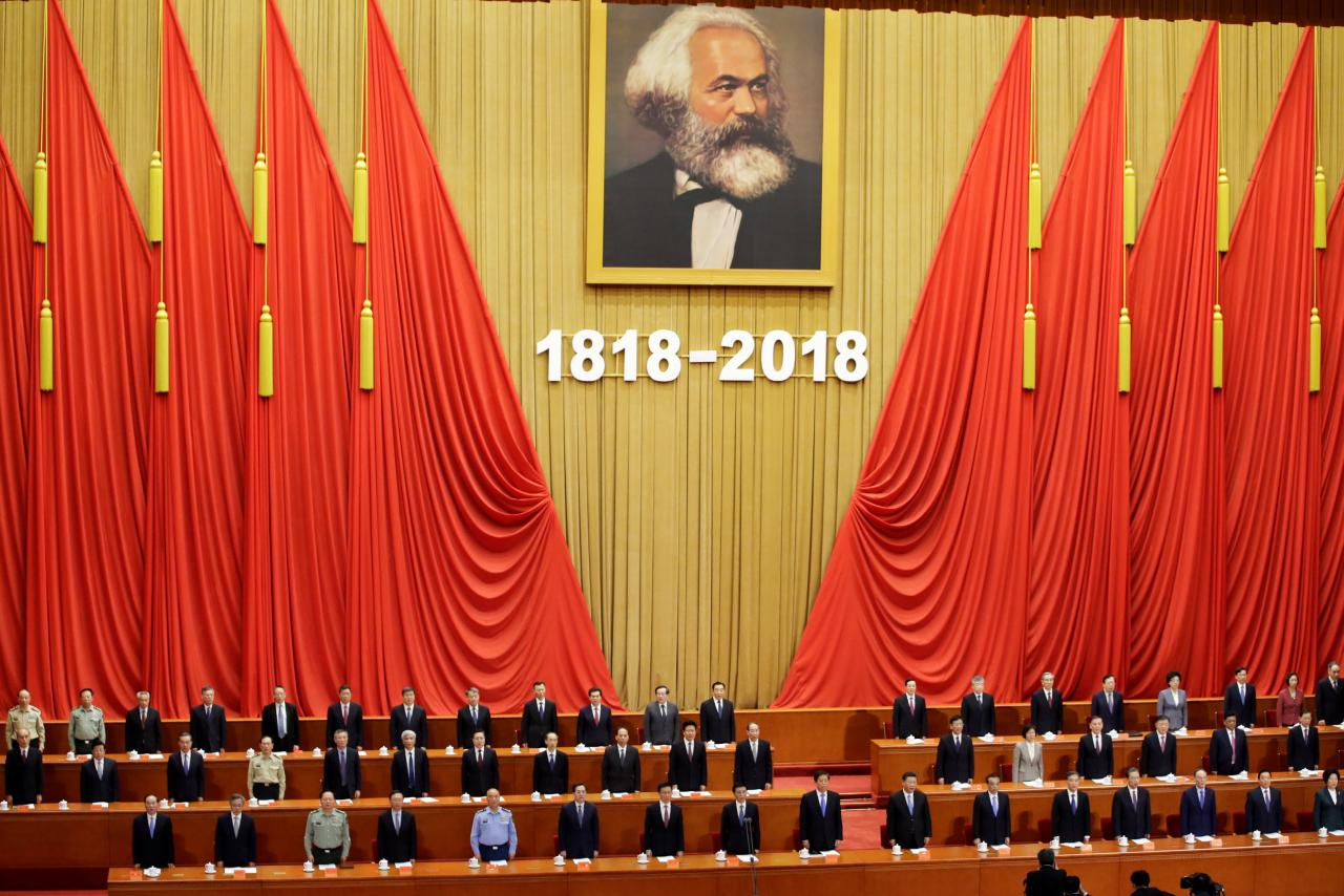 world s top marxism expert has a crush on china s socialist model