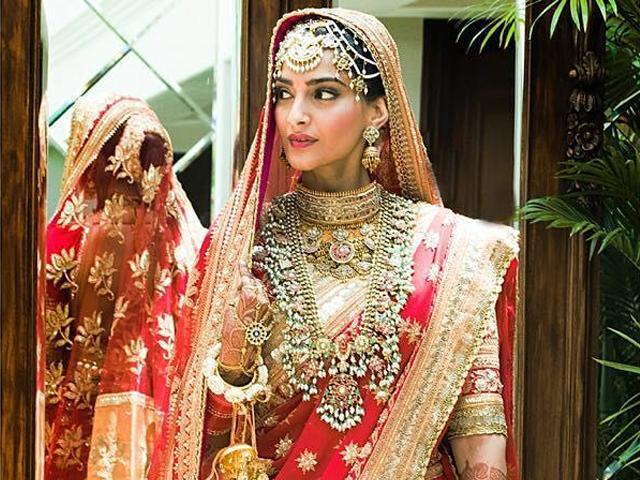 inside sonam kapoor s big fat wedding