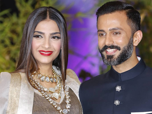 all pictures from sonamkishaadi you might have missed