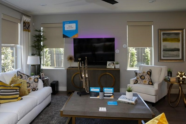 amazon rolls out model smart homes for us shoppers to try out alexa