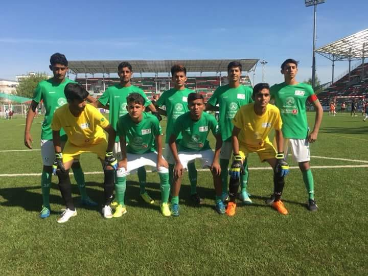 pakistan book their place in street child world cup semi final