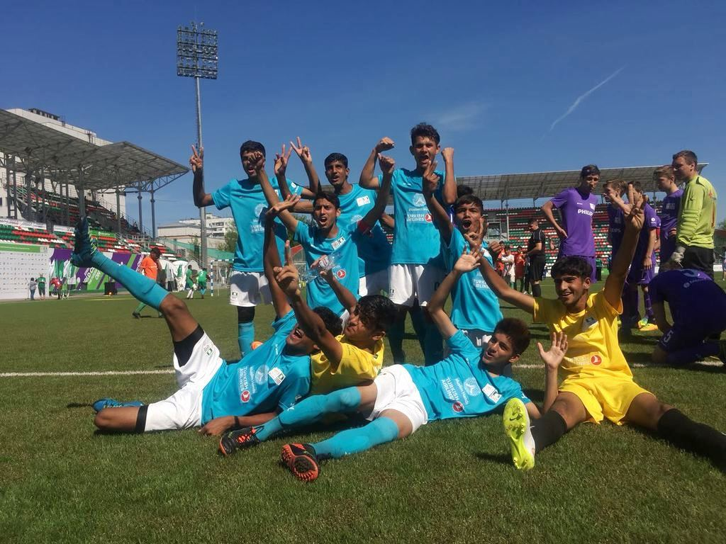 pakistan qualify for 2018 street child world cup final