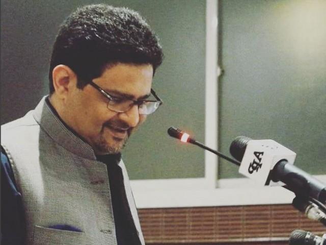 finance minister dr miftah ismail photo express