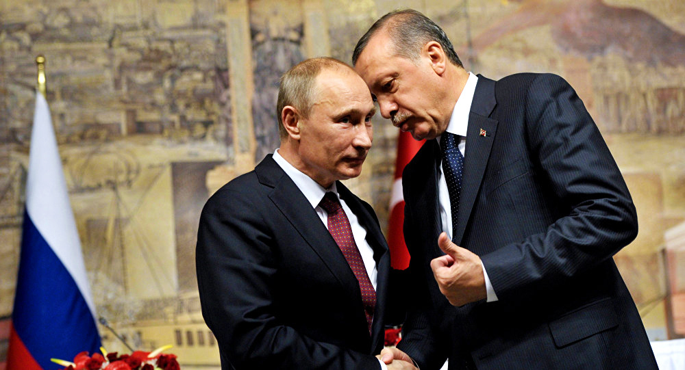 putin erdogan express serious concern over casualties in gaza