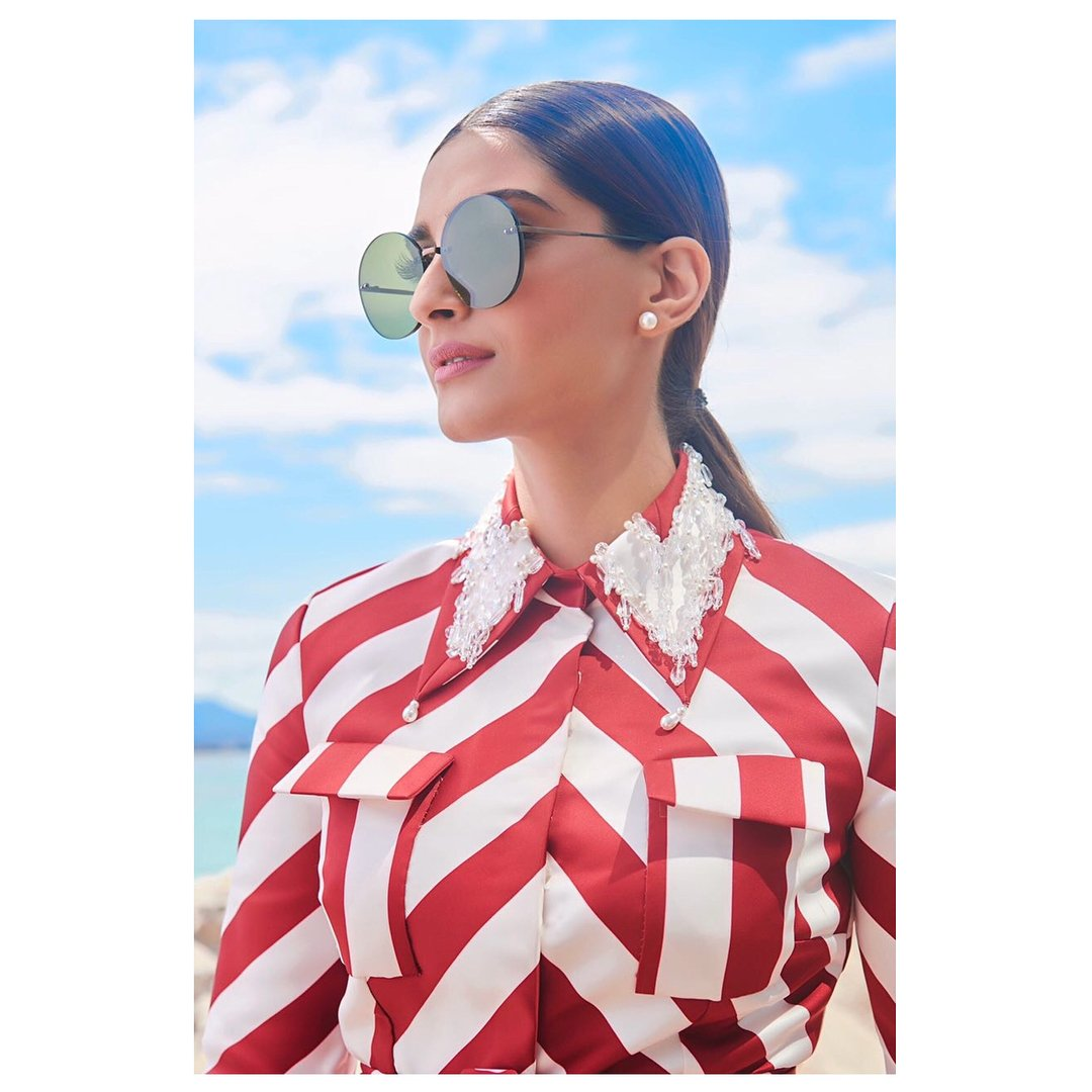 nobody told me to change my name after marriage i did it myself sonam kapoor