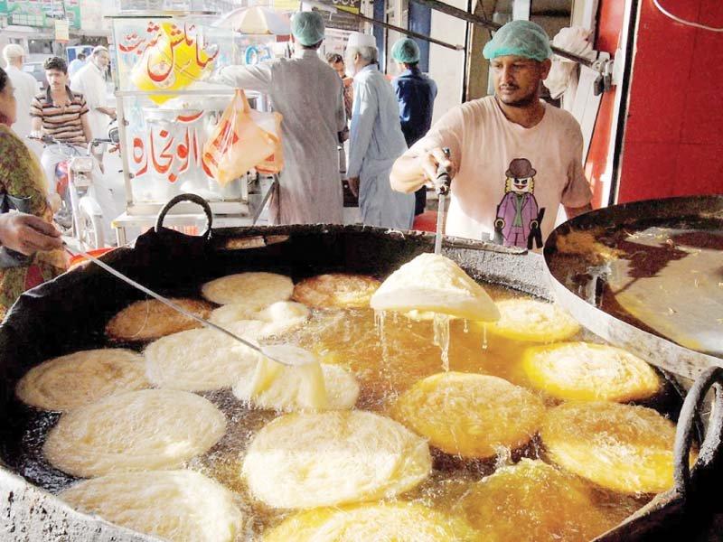 khajla pheni herald the start of ramazan