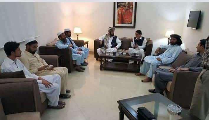 protest over target killings in tribal areas end after negotiations
