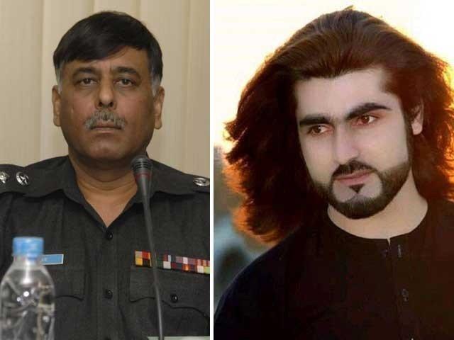 naqeebullah murder case rao anwar appears in atc