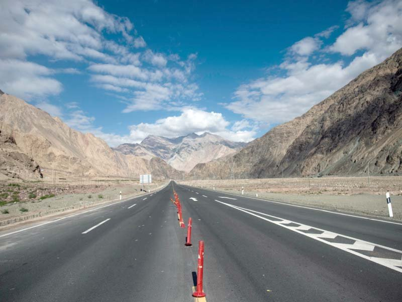 world bank to invest 460m in road from peshawar to afghan border