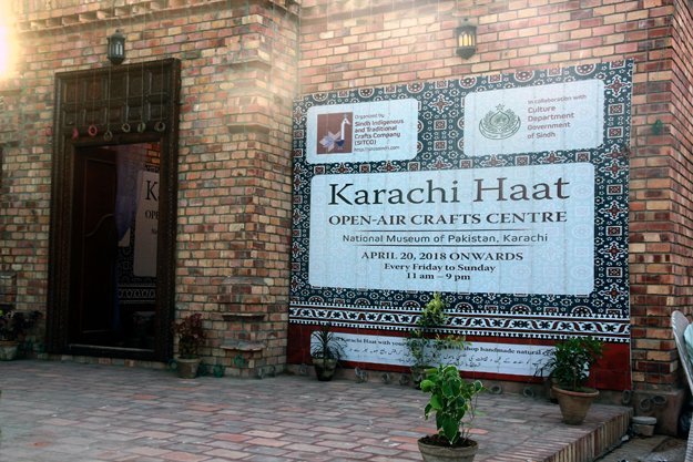 karachi haat   a paradise for craft lovers