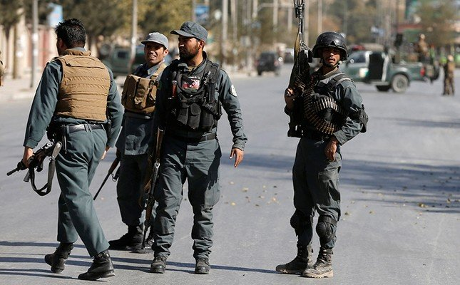 Representational image of Afghan Police. PHOTO: REUTERS