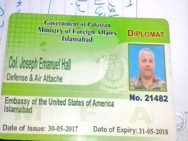 govt lambasted for allowing murderer us diplomat to leave pakistan