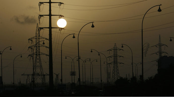 load shedding hot weather disrupts routine life