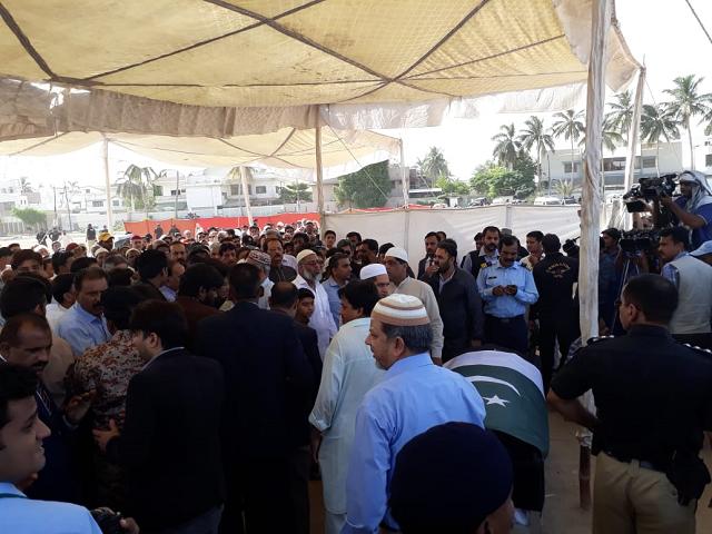 tragic homecoming sabika sheikh laid to rest in karachi