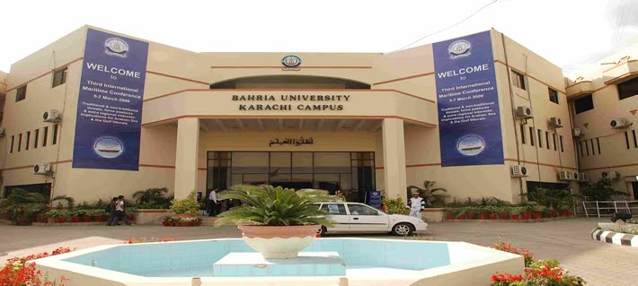 bahria university photo google maps