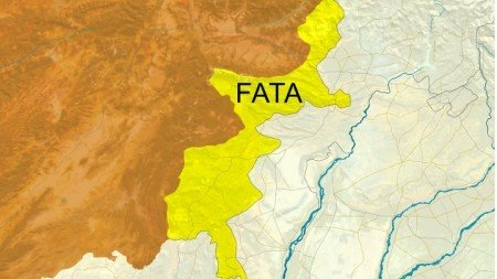 The National Assembly has passed the 31st Amendment Bill 2017, approving FATA's merger with K-P. PHOTO: FILE