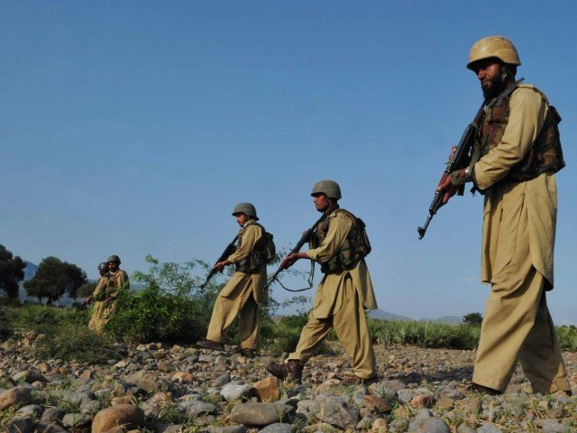 another man injured in the blast in parod mountainous area of balochistan photo afp file