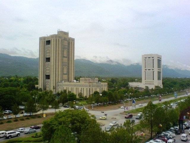 Islamabad. PHOTO: FILE