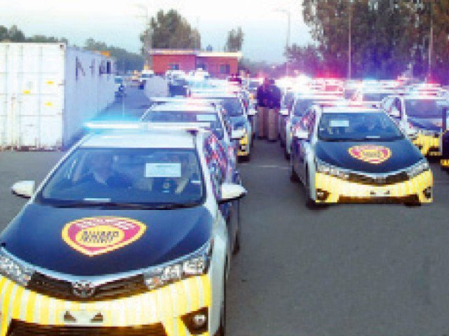 National Highways and Motorway Police. PHOTO: FILE