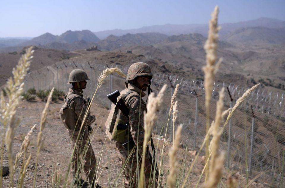 representational image of pakistani soldiers photo reuters