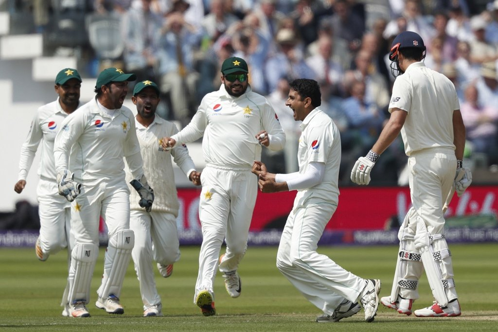 sarfraz proud of charges after thrashing england