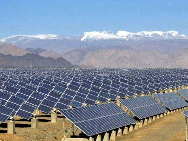 solar wind hybrid plants will save pakistan cost better utilise capacity