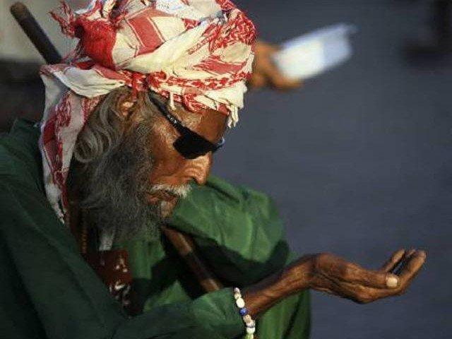 nine beggars among 22 held