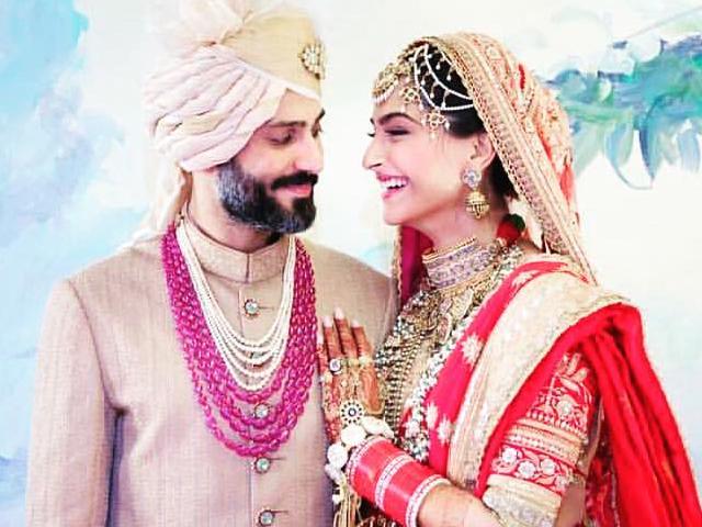 sonam kapoor anand ahuja explain story behind their wedding hashtag everydayphenomenal