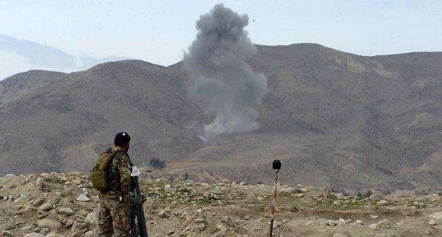 two commanders among 17 islamic state terrorists killed in afghan air strike near pakistan border