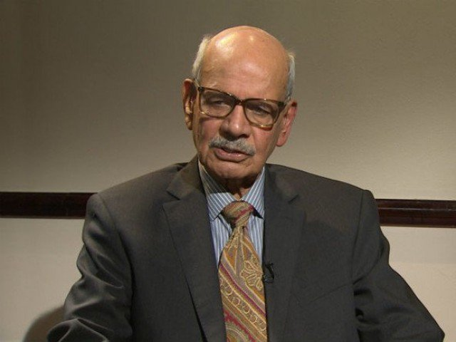 former isi chief asad durrani placed on ecl