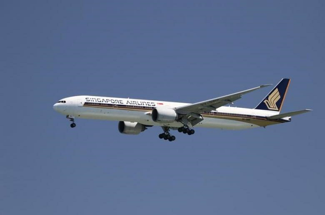 singapore airlines to launch world s longest commercial flight in october