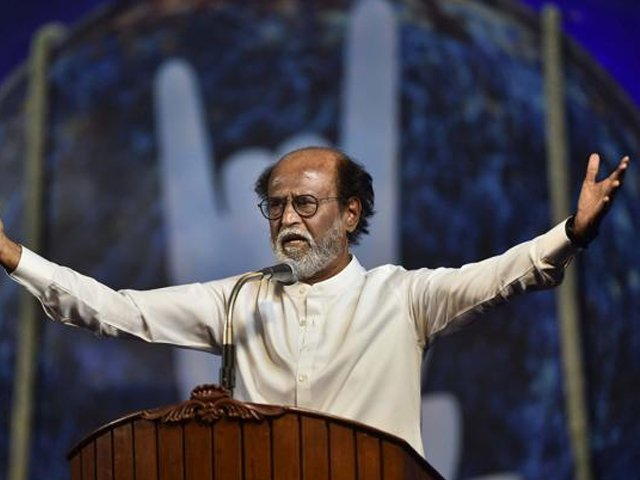 rajinikanth receives extra security after justifying deadly police firing