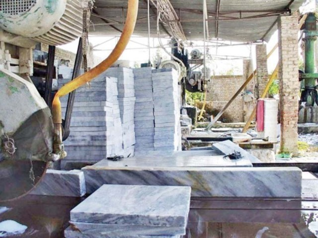 italy s group offers pakistan marble processing machinery